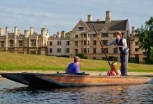 Cambridge boatman